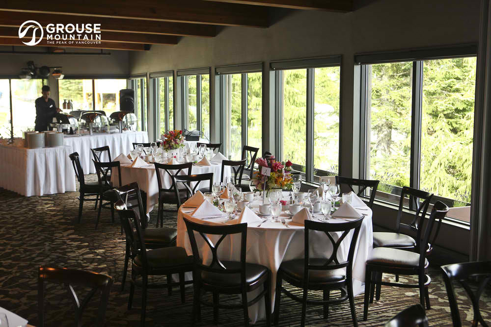 Vancouver Wedding Venues Grouse Mountain